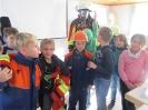 Klassen 3 und 4 bei der Feuerwehr