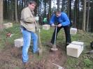 Unser Waldklassenzimmer entsteht_9